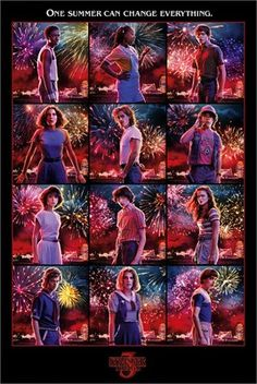 Stranger Things Character Montage Maxi Poster – Netflix Movies – Best Movies on Netflix – New Movies on Netflix Stranger Things Have Happened, Stranger Things Aesthetic, Stranger Things Season 3, Stranger Things Funny, Stranger Things Netflix, Mike From Stranger Things, Stranger Things Cast Interview, Stranger Things Merchandise, Stranger Things Characters