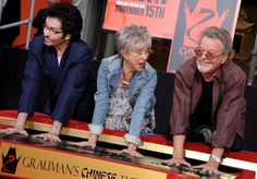 George Chakiris Photos: West Side Story Hand & Footprint Ceremony
