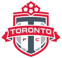 Prove that you're the ultimate Toronto FC fan with this Multi-Use Cut to Logo decal from WinCraft! It features authentic Toronto FC graphics that'll make your fandom obvious. No one will mistake your die-hard Toronto FC pride with this spirited decal! Toronto Fc, Mls Soccer, Soccer Logo, Soccer Kits, Football Soccer, Basketball, Michael Bradley, Real Salt Lake, Ontario