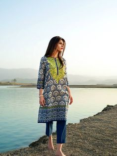 Khaadi Spring Wear Lawn Collection 2015 http://clothingpk.blogspot.com/2015/03/khaadi-spring-wear-lawn-collection-2015.html