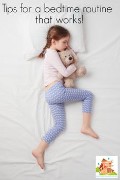 Tips for a peaceful kids bedtime routine that works. We have one child that is great at going to bed and getting to sleep, but he other has been a challenge. See what works for us and get your own bedtime routine that works everytime