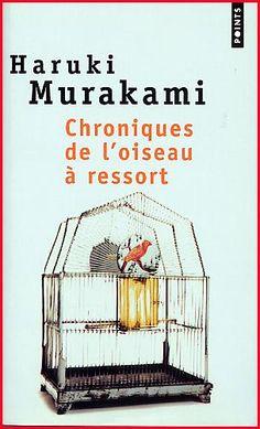 Chroniques de l'oiseau à ressort par Haruki Murakami Jazz Club, George Orwell, Neil Gaiman, Scott Fitzgerald, Haruki Murakami Libros, Japanese Novels, Critique, Lectures, Book Series
