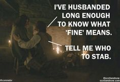"OUTLANDER fan and blogger Connie Verzak relives every moment from Outlander's latest episode, ""Je Suis Prest"", with this stunning recap."