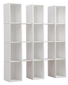 Trible Bookshelf - http://www.dezinti.com/urunler/ronrepublicofnarcist/ronteam/trible-702