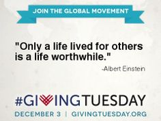 Have you felt your heart grow bigger while Volunteering With Animals, Charity Quotes, Goodwill Industries, Giving Quotes, Cry Now, Charitable Giving, Giving Tuesday, Fundraising Ideas, Holiday Gift Guide