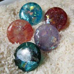 custom order DICHROIC glass KNOBS pulls cabinet kitchen bathroom hardware SRA drawer tile