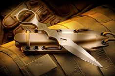 Боевой нож CQB Tool от Spartan Blades » Ножи на Knifeinfo.ru