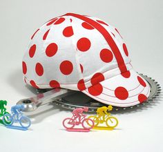 KOMs Cycling Cap #urbancycle