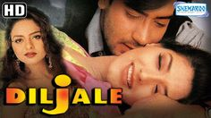 "Diljale {HD} - Ajay Devgan - Sonali Bendra - Amrish Puri - Madhoo - Hindi Full Movie ""Diljale is a story about love and patriotism. Captain Ranvir is assigned the task of apprehending two terrorists named Shaka and Dara. Upon arrival in the region he falls in love with Radhika the daughter of Rajasaheb who also is a Minister. The latter approves of him and arranges his wedding with his daughter. Before the engagement could take place Ranvir finds out that he has a rival in Shaka who was in…"