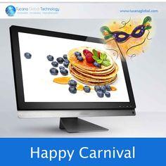 Happy #Carnival/#Shrove in #Argentina #Bolivia #Brazil #Ecuador #Germany #Lithuania #Panama #Portugal & #Venezuela.