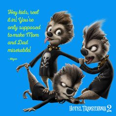 19 Best Hotel Transylvania Quotes Images On Pinterest Cartoon