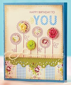 Happy Birthday to You Card by @Betsy Veldman