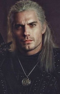 Witcher Art, The Witcher, Andy Black, Jack Black, Scene Couples, Fairytale Creatures, Book Boyfriends, White Wolf, Henry Cavill