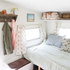 Camper Remodel Ideas 42