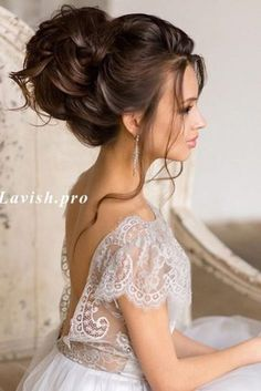 Stunning Wedding Hairstyles for Long Hair ★ See more: http://lovehairstyles.com/wedding-hairstyles-for-long-hair/