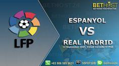 Real Madrid, Barcelona, September, Barcelona Spain