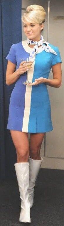Air Stewardess.