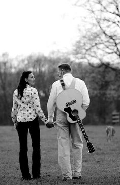 Joey + Rory -- LOVE this couple and their music. Catch their show on RFDTV. These two are the real deal; it will be wonderful to see how their musical partnership continues to grow.