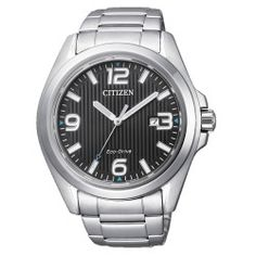Reloj Caballero Citizen AW1430-51E Analógico.  Ideas #Regalo hombres. Relojes de Marca Alicante. Tienda Relojes #Alicante. Relojes RadioControl Alicante ► www.joyeriamargamira.com