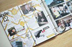 Project Life Mai Kit - Scrapbook Werkstatt - PL Woche von Katja Müller
