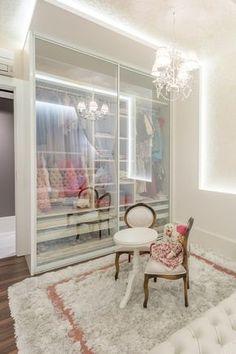 Luxury interior by Saviany Monteiro Dream Bedroom, Home Bedroom, Bedroom Decor, Bedroom Rustic, Bedroom Ideas, Girl Bedroom Designs, Girls Bedroom, Bedrooms, Dream Closets