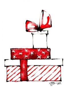 Painted Christmas Cards, Watercolor Christmas Cards, Printable Christmas Cards, Diy Christmas Cards, Watercolor Cards, Xmas Cards, Christmas Art, Christmas Greetings, Handmade Christmas