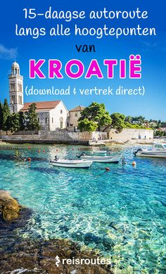 Met de wagen op roadtrip door Kroatië? Download de rondreis met kaart + GPS, Zagreb en Dubrovnik, met de wagen. Een kant-en-klare rondreis Kroatië, van Istrië tot Dalmatië. #roadtrip croatia #rondreiskroatie #kroatie #hvar #highlights #reisroutes Places To Travel, Places To See, Road Trip Europe, Europe Bucket List, Lets Run Away, Europe Destinations, Round Trip, Dubrovnik, Travel Goals