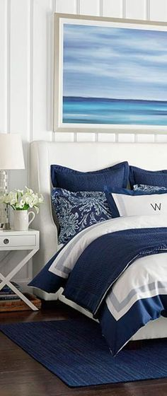 Coastal Bedroom Design …
