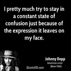 Johnny Depp Quotes | QuoteHD