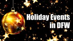 DFW Events 2016 December 23-29 - Family eGuide