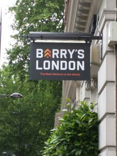 Barry's bootcamp in London