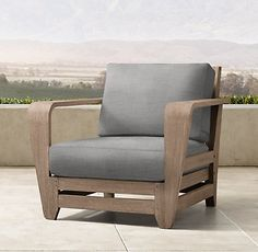 Pinterest the world s catalog of ideas for Restoration hardware teak outdoor furniture