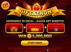 Giftathon Promotion on Behance