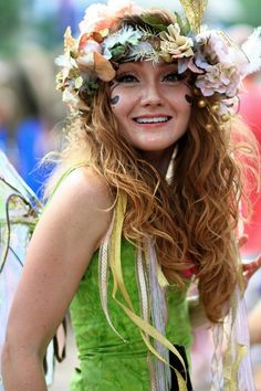 Twig The Fairy (Colorado Renaissance Festival 2012) by Michele Shank