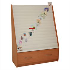 C25 15 Tier Continuous Greeting Card Stand