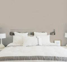 Looking For The Perfect Neutral Wall Color? We Call It Amazing Gray SW 7004  For