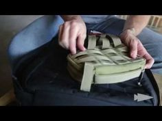 How to Attach MOLLE Accessories to Your Ruck - YouTube