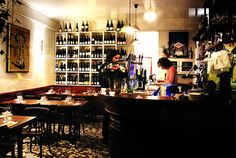 Restaurant Les Arlots Paris 10eme