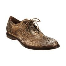 Barneys New York CO-OP Stamped Python Oxford. Perfect for a fall weekend shopping trip.