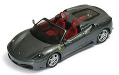 ixo Ferrari F430 Spyder in Silver Beautifully crafted Ferrari F430 Spyder diecast model car 1:43 scale diecast by ixo. This is a very http://www.comparestoreprices.co.uk/diecast-model-cars--others/ixo-ferrari-f430-spyder-in-silver.asp