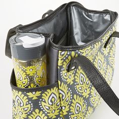 Westerly Insulated Lunch Bag Set with Reusable Containers & Alpine Water Bottle