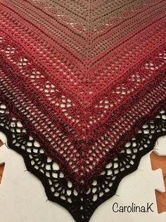 Exceptional Stitches Make a Crochet Hat Ideas. Extraordinary Stitches Make a Crochet Hat Ideas. Crochet Shawls And Wraps, Knitted Shawls, Crochet Scarves, Crochet Clothes, Love Crochet, Crochet Lace, Crochet Stitches, Shawl Patterns, Knitting Patterns