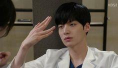 Ahn Jae-Hyeon 안재현 as Park Ji-Sang ~ Blood 블러드 ~ 2014 ~ Episode 04 Ahn Jae Hyun, Drama Korea, Asian Actors, Korean Actors, Korean Dramas, Blood Korean Drama, Dr Park, High School, Yoseob
