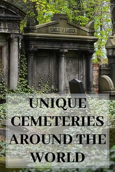 Are you looking for somewhere unique to visit on your travels then check out the local cemetery might come across someone famous ǀ cemeterys to visit ǀ famous cemeteries ǀ unique travel ideas ǀ something different to do when travelling Travel Ideas, Travel Inspiration, Travel Tips, Travel Destinations, Grave Monuments, Bonaventure Cemetery, Romantic Resorts, Cemetery Art, Thing 1