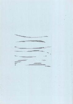 "Ugo Carrega, (from) ""Tool. Quaderni di scrittura simbiotica"""