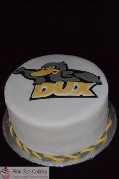 Zeeland west Dux cake