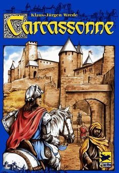 Carcassonne: We've played this with ages 8 & up but you could teach it to younger kids if you don't score farms. Lots of expansions for this game as well. No reading required.