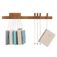 Book Rack - Oak - alt_image_one