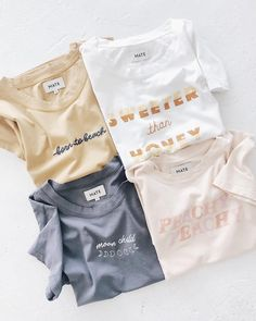 The softest Organic tees, your skin will thank you. The softest Organic tees, your skin will thank you. Cute Comfy Outfits, Trendy Outfits, Summer Outfits, School Outfits, Aesthetic T Shirts, Aesthetic Clothes, Graphic Tee Outfits, Cute Graphic Tees, Vintage Outfits