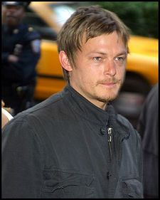 norman reedus again!